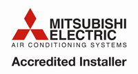 MITSUBISHI ELECTRIC ACCREDITED INSTALLER
